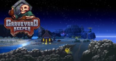 Graveyard keeper featured cover