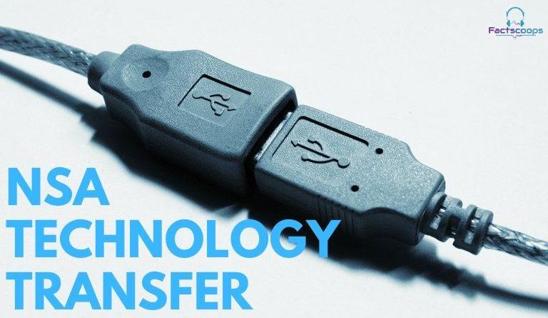 NSA Technology transfer