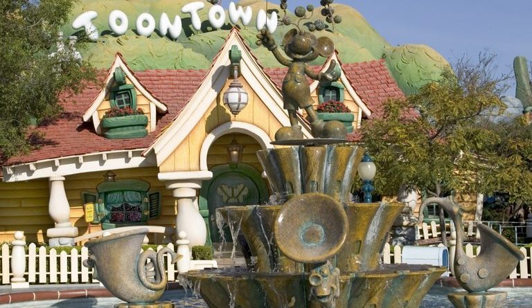 Toontown featured image