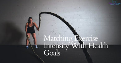 matchin_exercise_intensity_with_health_goals
