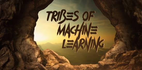 tribes of machine learning
