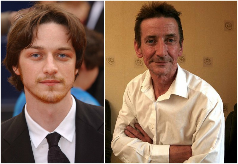 James McAvoy Father