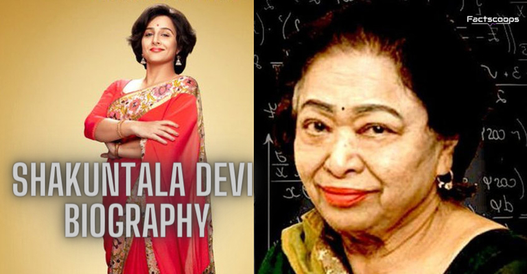 Shakuntala Devi Biography