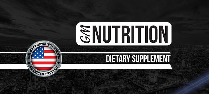 GM Nutrition Dietary Supplement