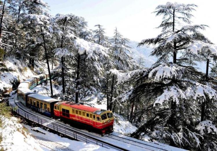 Kalka Shimla Railway, Shimla