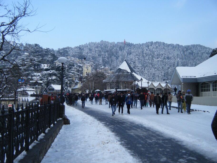 The Ridge Shimla Factscoops