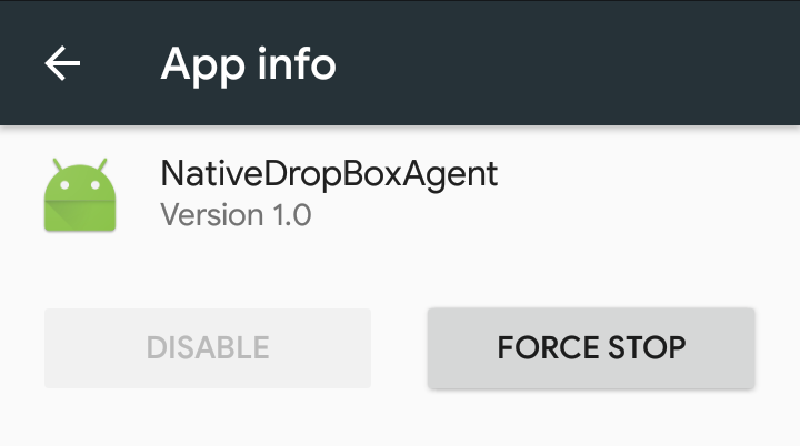 What-is-nativedropboxagent